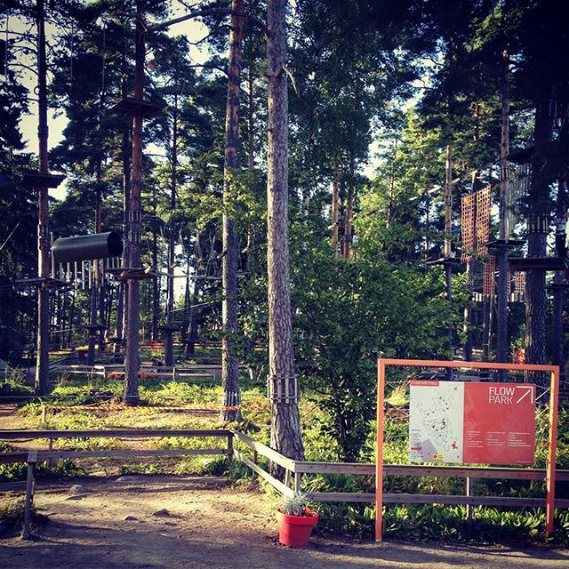 Flowpark, Turku, Finland