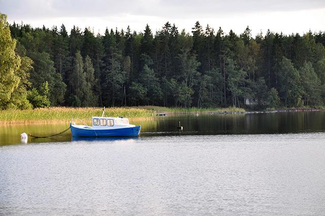 Pyhäranta in western Finland.